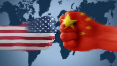أمريكا و الصين