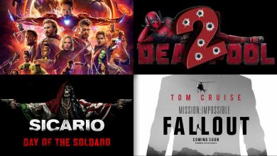 Photo of إليكم أهم الأفلام في 2018