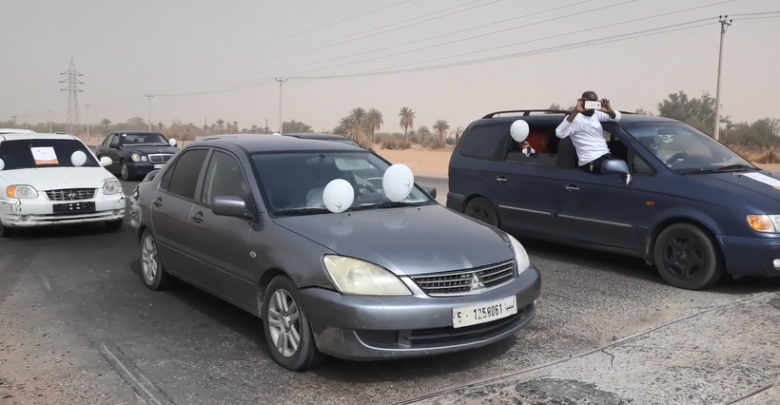 حملة ليبيا السلام في أوباري
