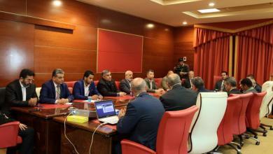 التوقيع على عقد التأمين الصحي لمنتسبي الجيش الليبي برعاية وزارة الصحة