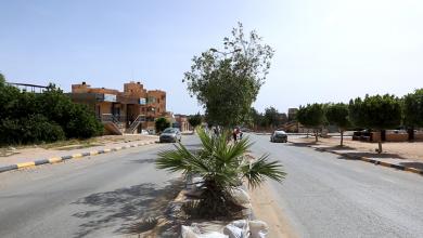 Photo of الزنتان.. مجهودات لتحسين مظهر المدينة