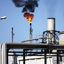 الغاز الليبي