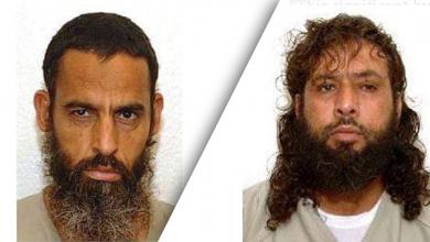 "Photo of ""سجينا غوانتانامو"" قد يعودان إلى ليبيا"