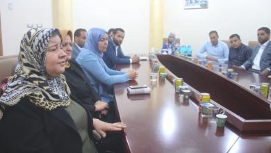 Photo of برلمانيات يصلن بني وليد في مهمة إنسانية