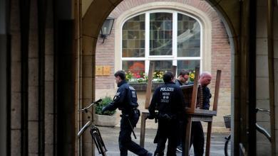 حادثة دهس رواد مطعم في ألمانيا
