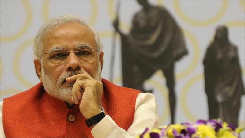 رئيس-الوزراء-الهندي-ناريندرا-مودي