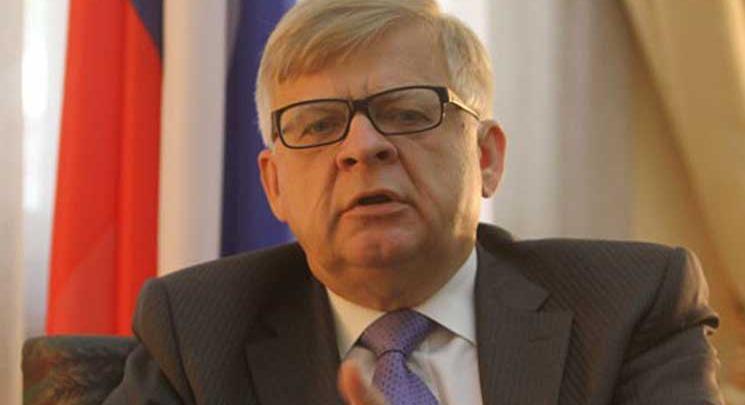 سفير روسيا في لبنان ألكسندر زاسيبكين