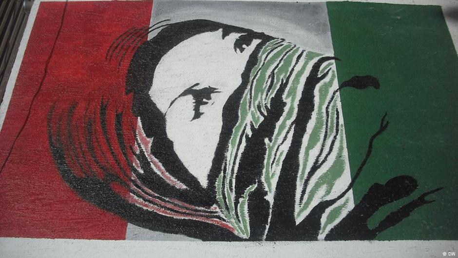 غرافيتي ليبيا