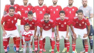 فريق الأهلي بنغازي 2018