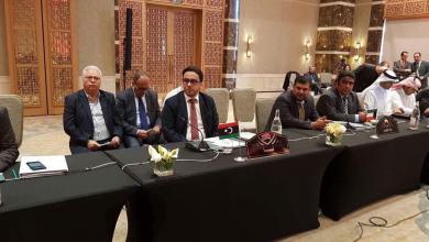 """صورة ليبيا تشارك في اجتماع """"عرب سات"""""""