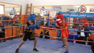صورة بنغازي تنجح في تنظيم مهرجان الملاكمة