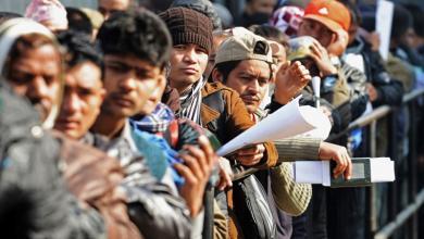 Photo of العمالة الهندية تعود إلى ليبيا