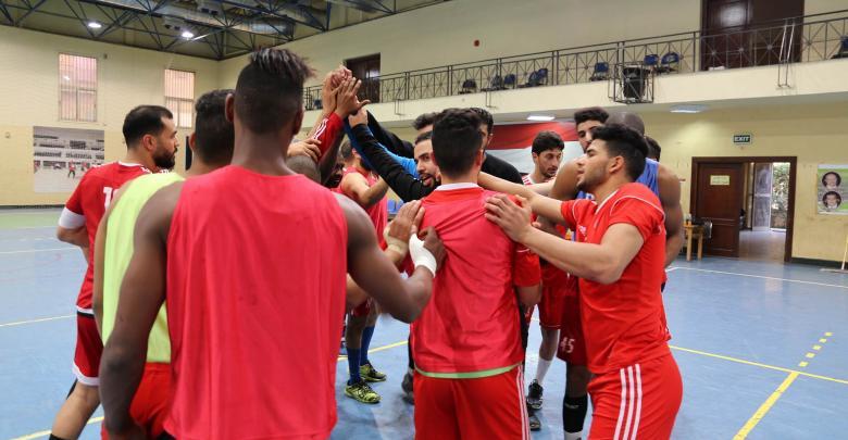 يد الاتحاد تنهي استعداداتها للبطولة الأفريقية