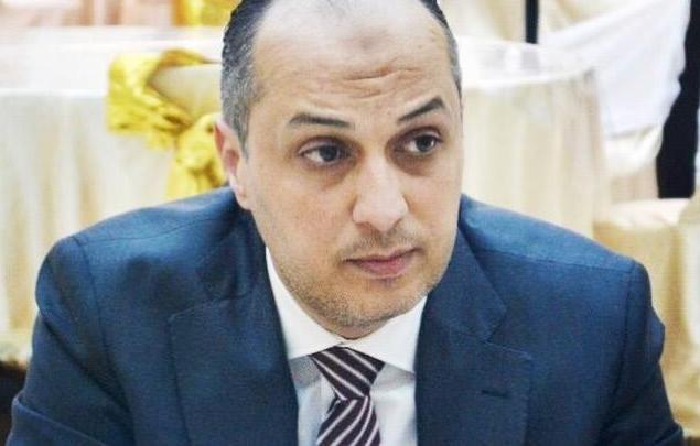 رئيس مصلحة الأحوال المدنية، محمد حسن بالتمر