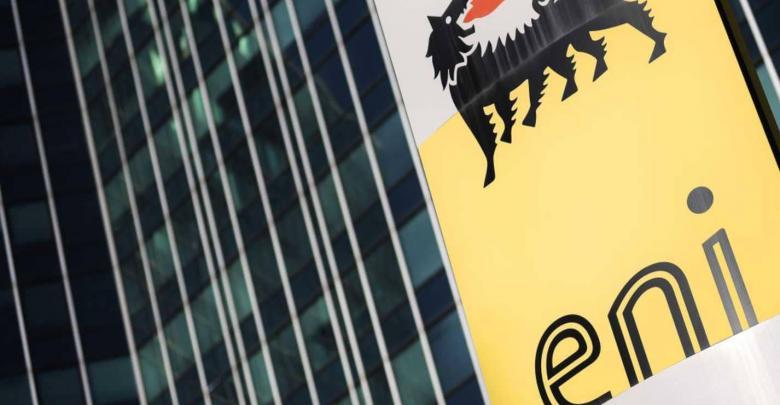شعار شركة إيني الإيطالية