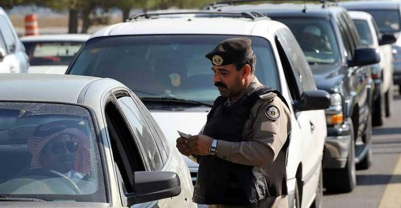 رجال أمن سعوديين