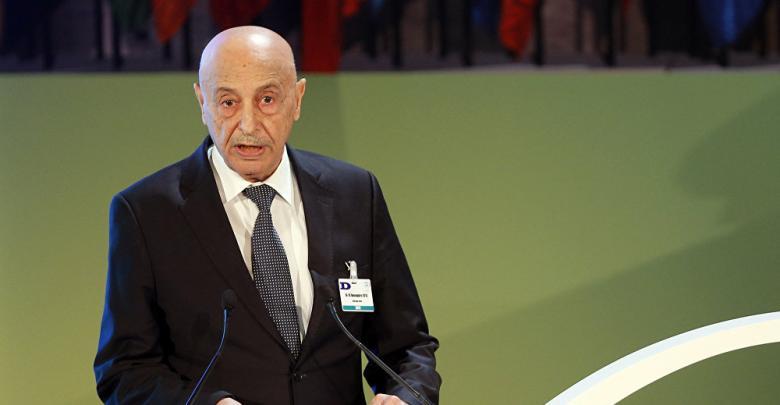 رئيس مجلس لنوابالمستشار عقيلة