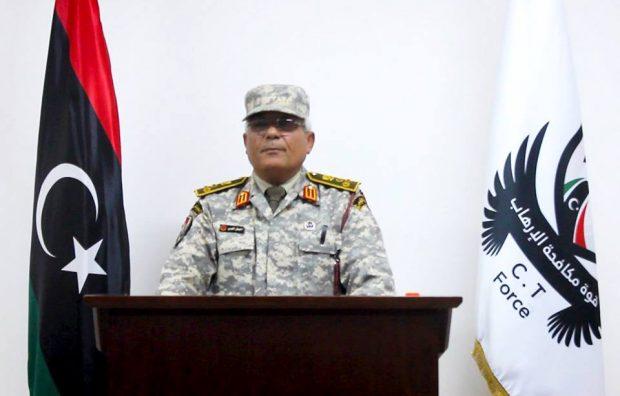 العميد عبد السلام محمد المسعودي