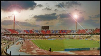 "Photo of ""ملعب طرابلس"" مطلب الاتحاد قبل الرباعي"