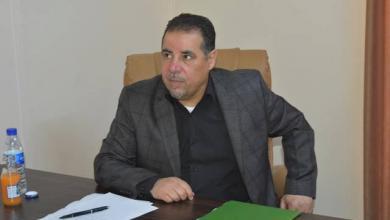 عميد بلدية امساعد صالح امعوض