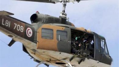 طائرة عسكرية تونسية