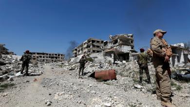 الجيش السوري، الغوطة