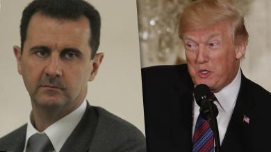 Photo of ترامب يصف الأسد بالحيوان