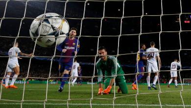 Photo of برشلونة يضع قدما بنصف نهائي الأبطال