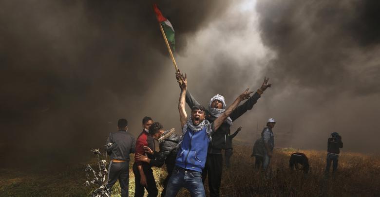 مسيرة العودة الكبرى، غزة