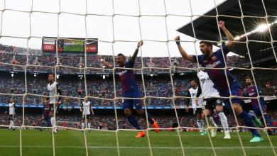 "Photo of برشلونة يقترب من لقب ""الليغا"""