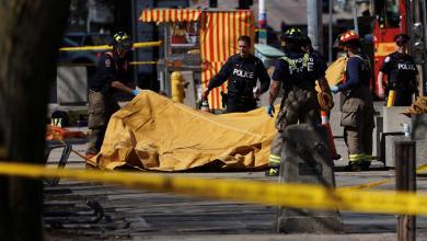 صورة 9 قتلى و16 مصابا في دهس بتورنتو