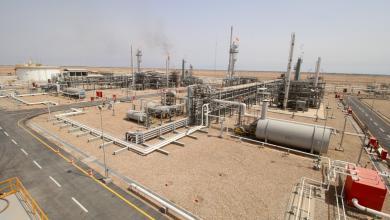 حقل الغاز - العراق