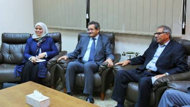 Photo of إعادة الإعمار يجمع بنغازي وسرت
