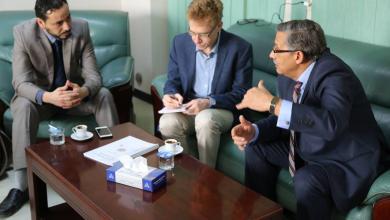 مدير مركز طرابلس الطبي نبيل العجيل