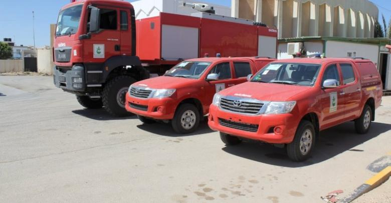 إدارة الصحة والسلامة والبيئة في شركة الخليج العربي للنفط