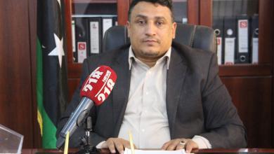 مدير مكتب العمل والتأهيل ببلدية طبرق جاسم ارحيم