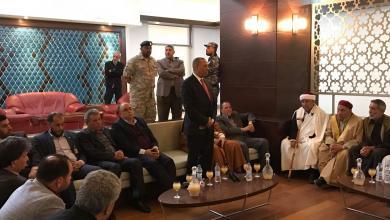 رئيس الحكومة المؤقتة، عبدالله الثني