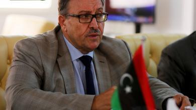 عميد بلديه بنغازي المستشار عبدالرحمن العبار