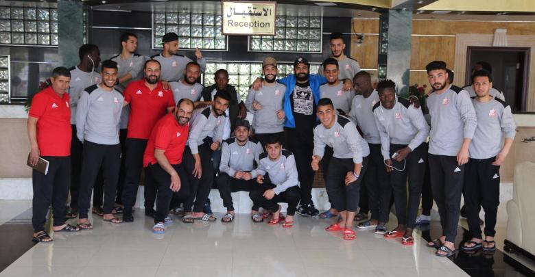 مقر إقامة النادي الأهلي بنغازي