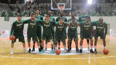 Photo of النصر والأهلي طرابلس يتنافسان على لقب السلة
