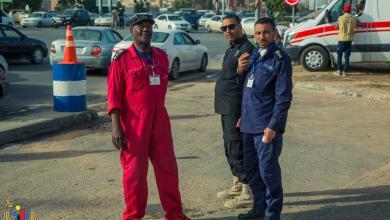 Photo of نقطة أمنية جديدة في ابوسليم