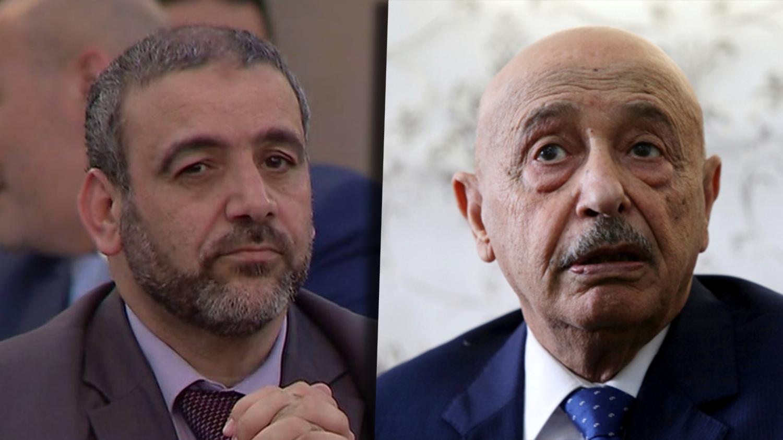 رئاسي وحكومة واستفتاء عقيلة والمشري يلتقيان