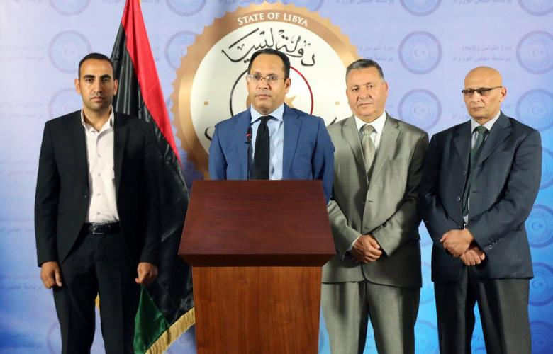 وكيل وزارة التعليم بحكومة الوفاق عادل جمعة