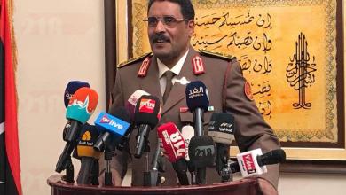 Photo of المسماري ينقل رسالة من حفتر