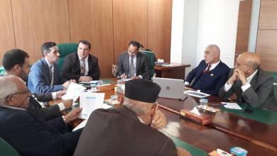 اجتماع وكيل وزارة التعليم