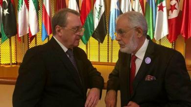 وزير الخارجية المفوض بحكومة الوفاق الوطني محمد سيالة