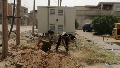 صيانة الكهرباء في بنغازي