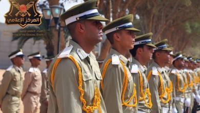 تخريج الدفعة 51 من الكلية العسكرية توكرة