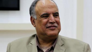 وزير الداخلية المستشار إبراهيم بوشناف