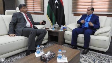 Photo of الرئاسي يناقش دعم مديريات الجنوب